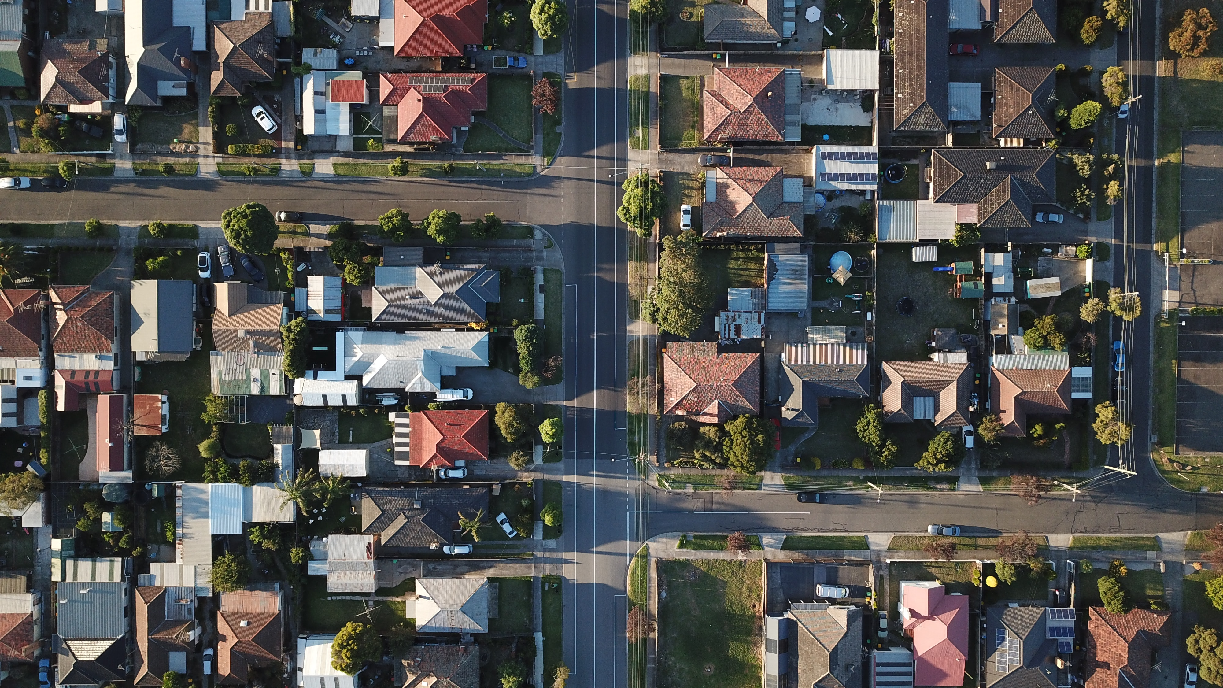 Top down suburbs