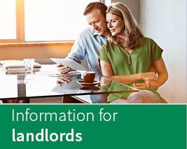 Landlord information