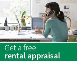 Free rental appraisal